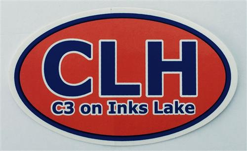 CLH C3 Decal