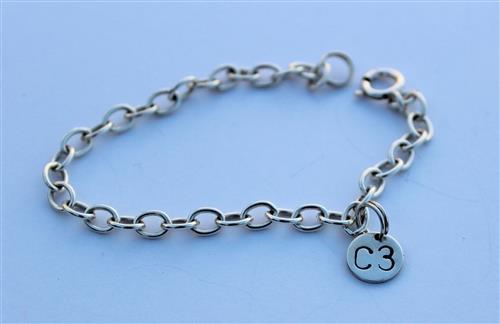 C3 Charm & Bracelet
