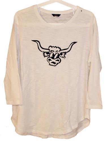 3/4 Sleeve Charlie Shirt