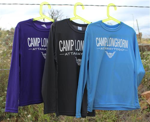 Long Sleeve Youth Dri-Fit