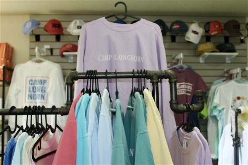 Camp Sweatshirt - Pastel
