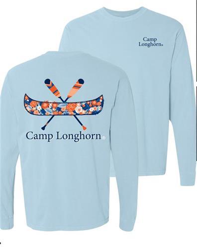 Long Sleeve Canoe Shirt