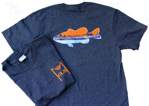 Attawaytogo Fish Shirt