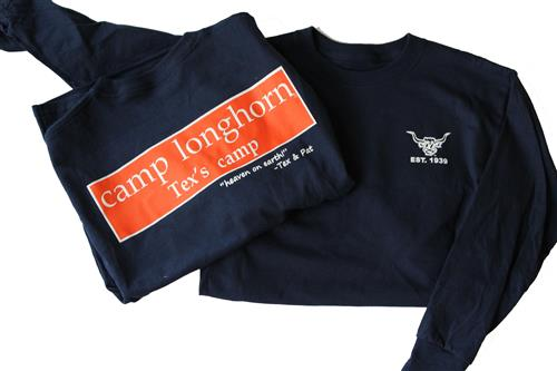 Tex's Camps Long Sleeve