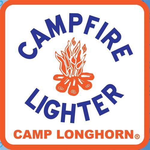 Campfire Lighter Sticker