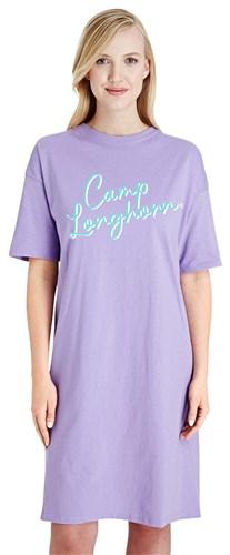 Lilac Night Shirt