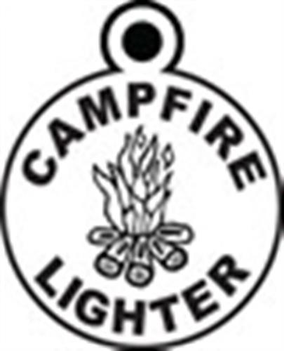 Campfire Lighter Charm