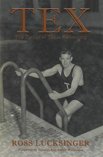 Hardcover Biography of Tex