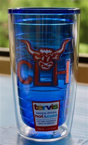 Tervis blue tint