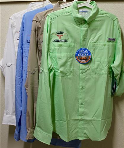 Adult Long Sleeve PFG Shirt