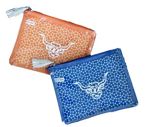Geometric Cosmetic Bag