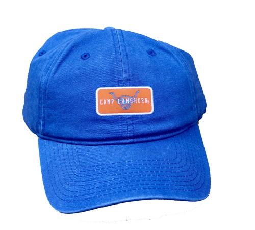 Hyper Blue Cap