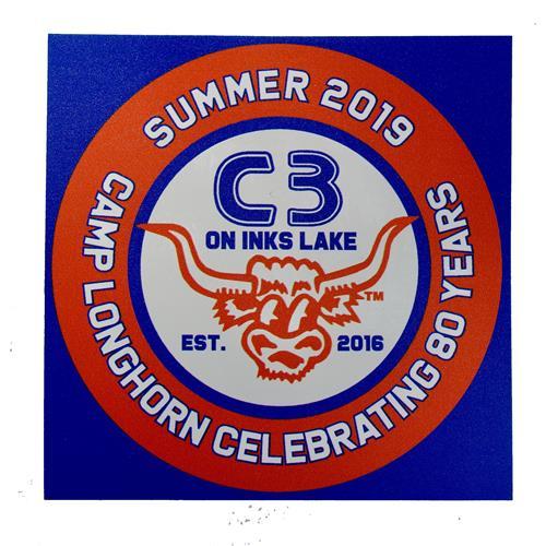 2019 Trunk Sticker